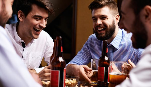 Top 3 Beers To Drink While Hanging Out With The Guys photo