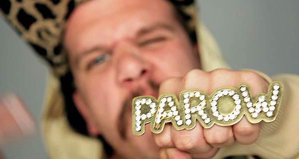 parowpower Musician Jack Parow releases his own brandy   Parow Brandy