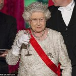 The Queen of England Is Making Her Own Sparkling Wine photo