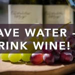 Save water, drink wine! photo