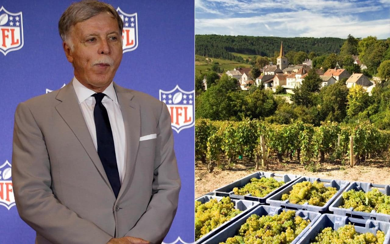 Arsenal owner Stan Kroenke snaps up prestigious vineyard and producer of one of Queen's favourite wines photo