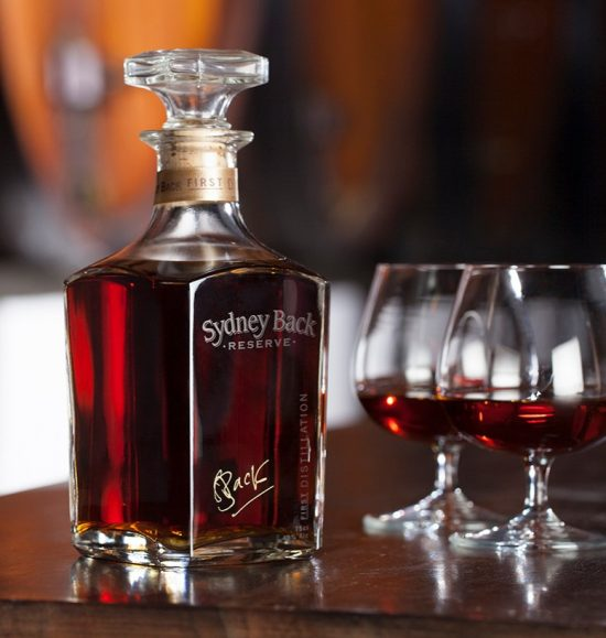 This history of Backsberg Brandy photo