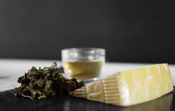 How to pair Cheese with Tea instead of Wine photo