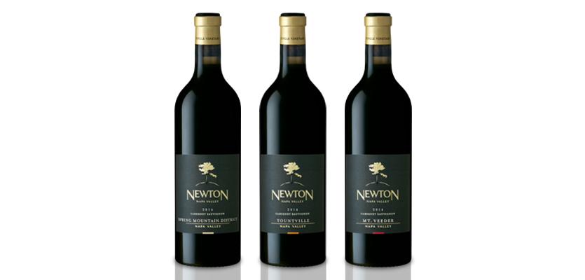Newton Vineyard Adds Three Single-vineyard Wines To Its Range photo