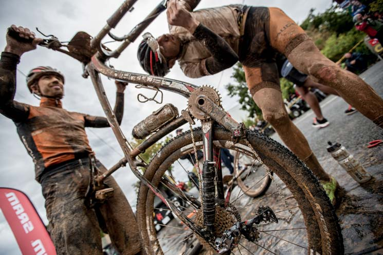 Probably The Most Competitive Field Ever At Absa Cape Epic photo