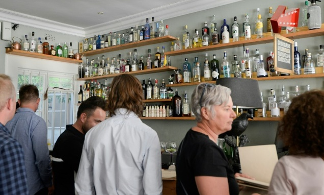 Mountain Flavours Add Unique Twist To S. African Gin Craze photo