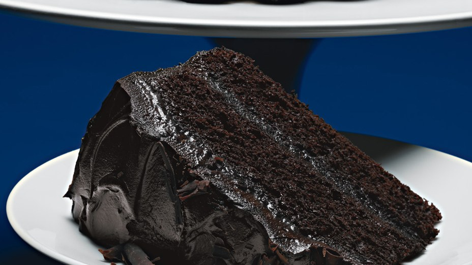 Coffee-Chocolate Layer Cake with Mocha-Mascarpone Frosting photo