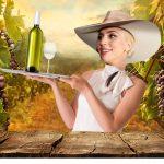 Lady Gaga is launching her own wine brand called Grigio Girls photo