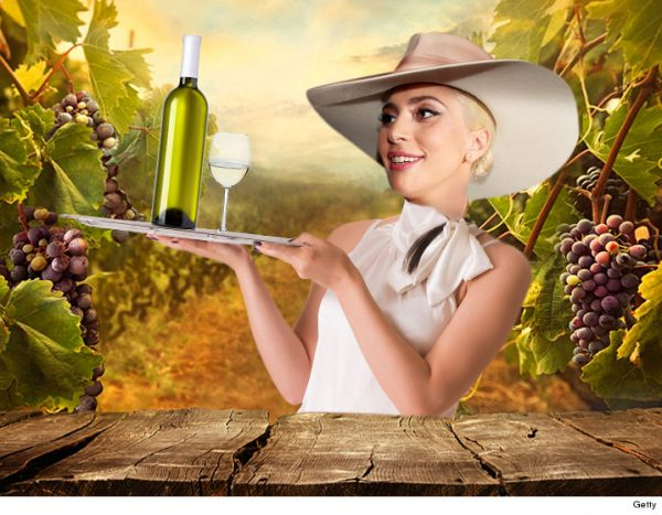 Lady Gaga is launching her own wine brand called Grigio Girls photo