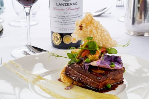 Lanzerac launches new Summer menu photo