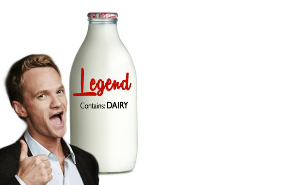 Milk is LegenDAIRY! photo