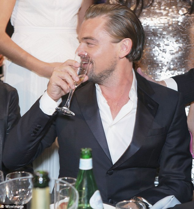 What the stars will be drinking at the 2017 Oscars photo