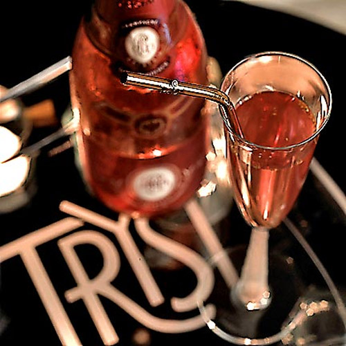 menage a trois   tryst The Most Extravagant Drinks in Las Vegas
