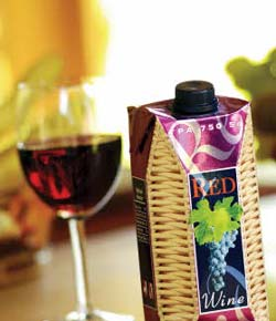 Wine To Be Packed In Cartons In Uk For First Time photo