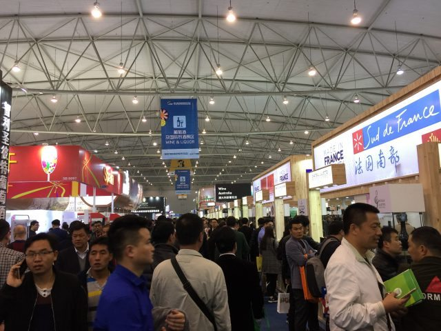 Week In Pictures: Chengdu Wine Fair photo
