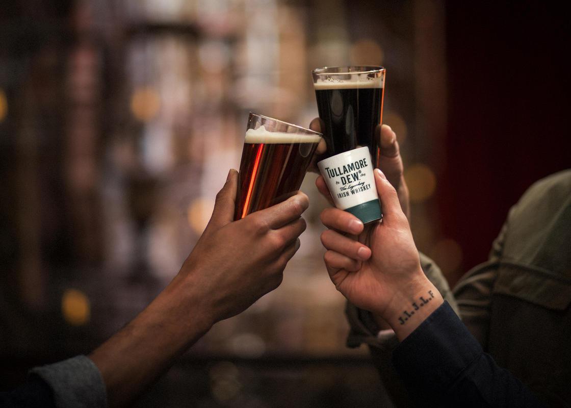 Ireland's Tullamore D.e.w. Celebrates Whiskey, Beer Union photo