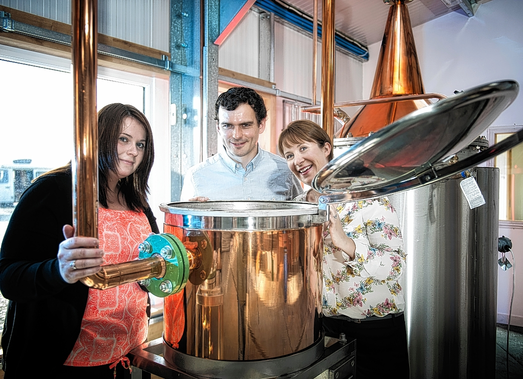 Dunnet Distillery Expansion Is Boost For Economy photo