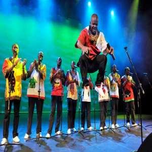 Enjoy The Atkv Oesfees With Ladysmith Black Mambazo Legends photo