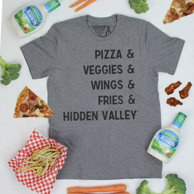 """Hidden Valley"""" Encourages America To Get Dippin' On National Ranch Dressing Day photo"""