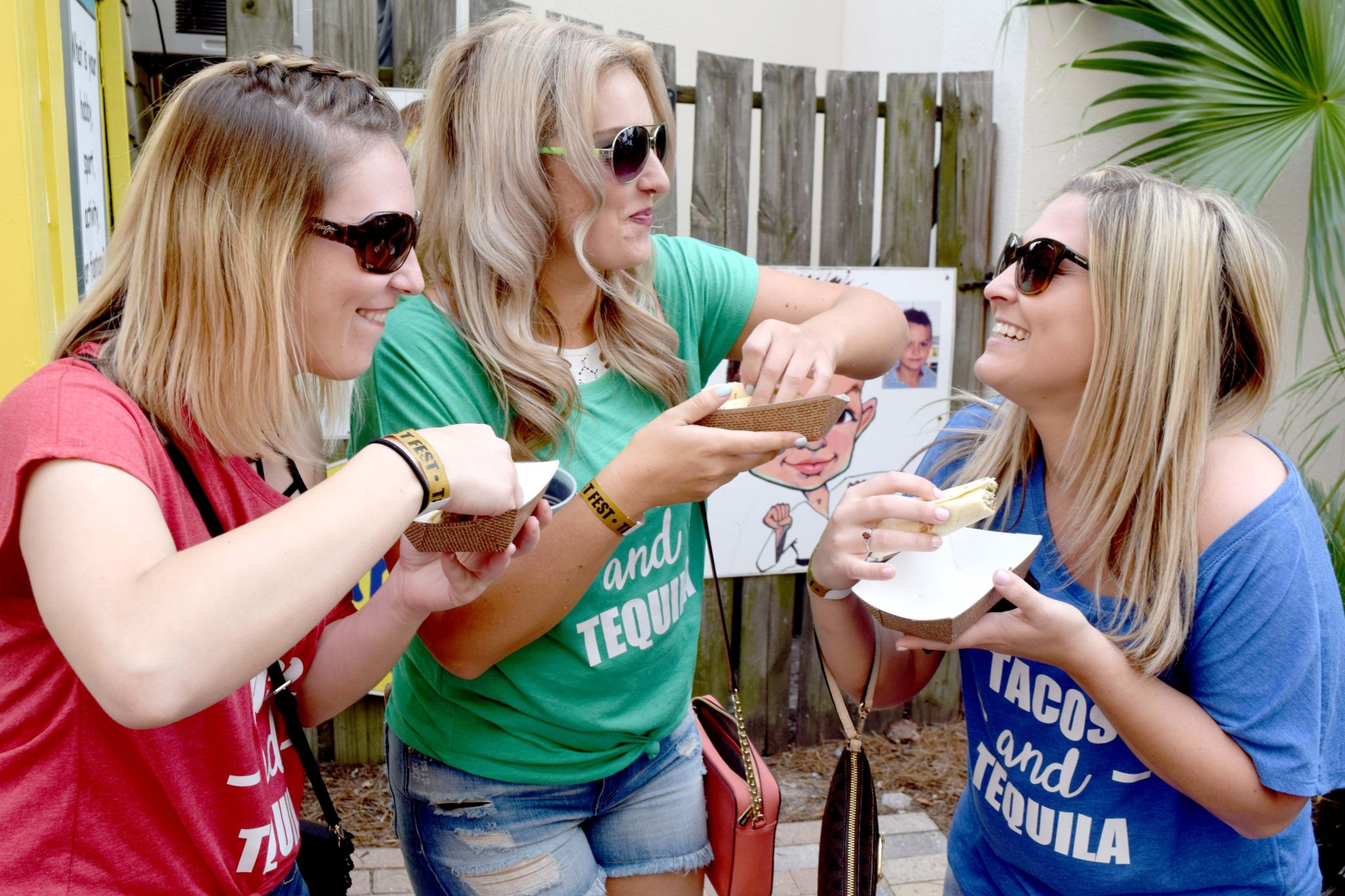 Harborwalk Celebrates Another Successful Tequila And Taco Festival photo