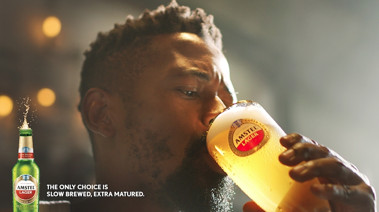 Amstel Launches New Campaign With Television Commercial, The Pursuit photo