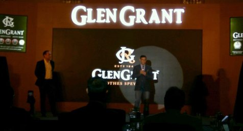 We Will Occupy The Indian Market Robin Coupar Global Brand Ambassador Glen Grant-everything Experiential photo
