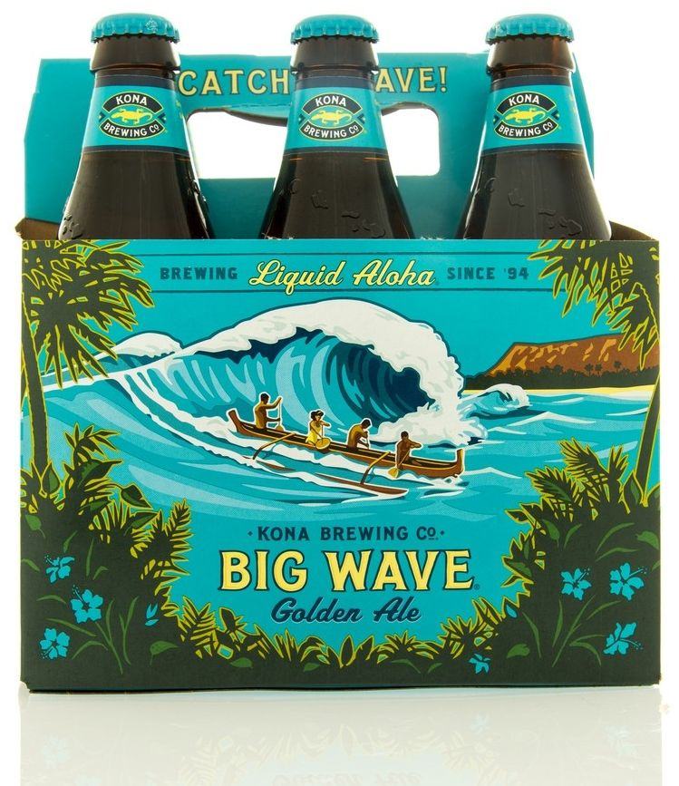 Makers of Kona beer sued because it's not brewed in Hawaii photo