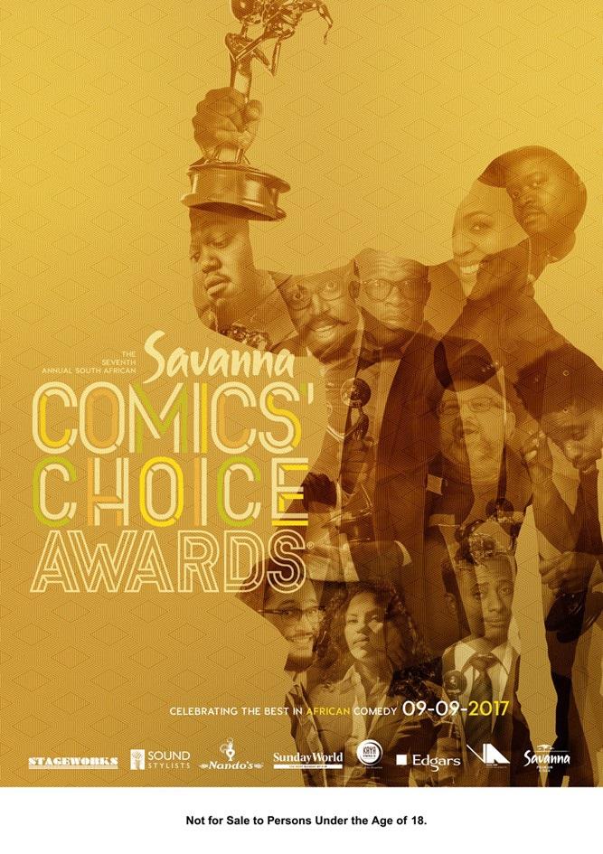Savanna Comics' Choice Awards Announces 2017 Theme photo