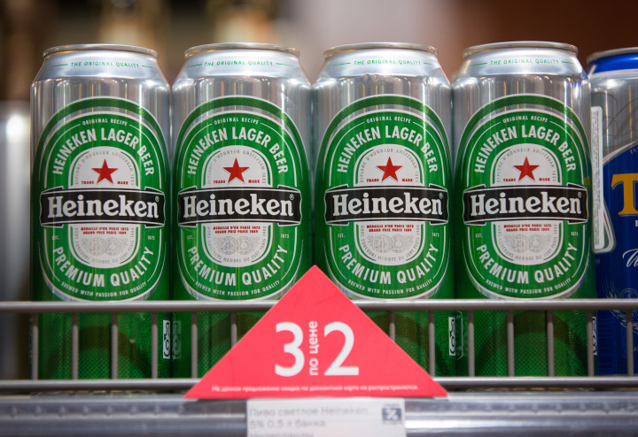 Britain's Biggest Supermarket Is Pulling Heineken Off The Shelves Because Of Brexit photo