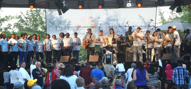 Local Line-up To Shine As Solms-delta Oesfees Celebrates Its 10th Year photo