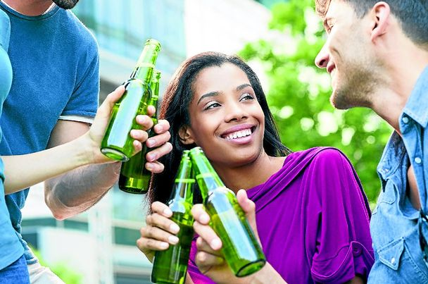More women tap into beer – SundayWorld photo