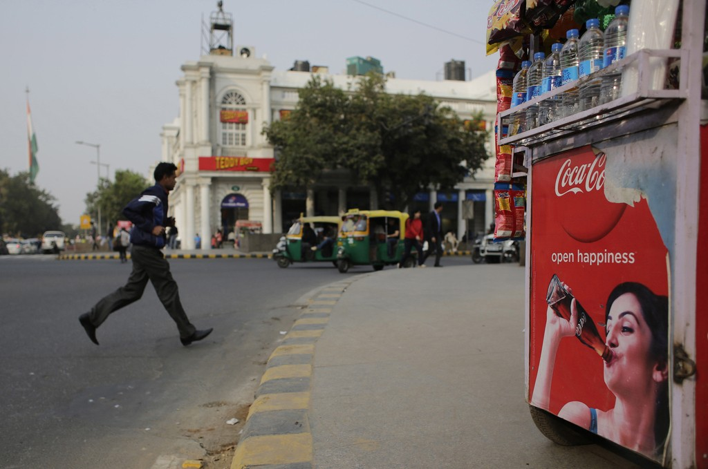 Coca-cola Losing Its Fizz In India photo