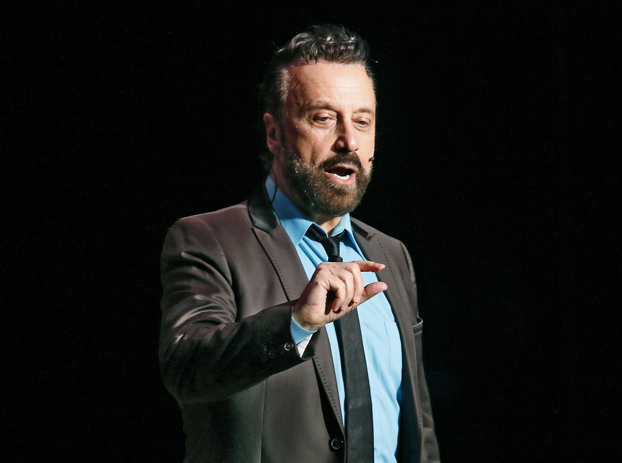 Interview: Yakov Smirnoff Is Helping America Heal, One Joke At A Time photo