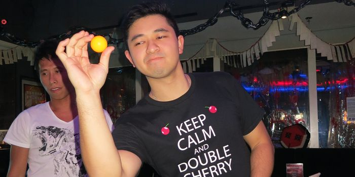 Beer Pong in Hong Kong Has Its Own Kooky Rules photo