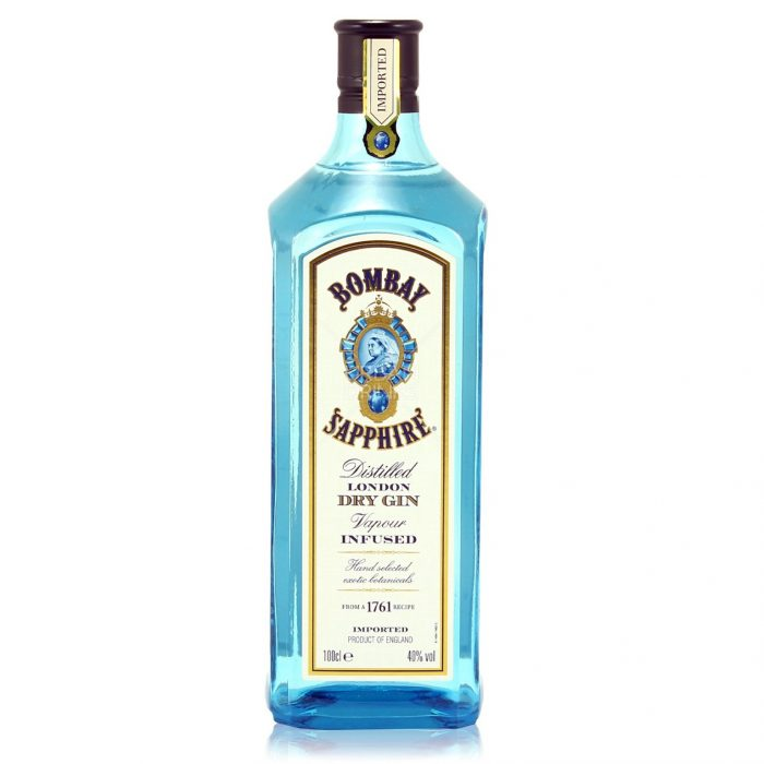 Bombay Sapphire e1488371144581 Do you know how many calories are in your favourite gin?