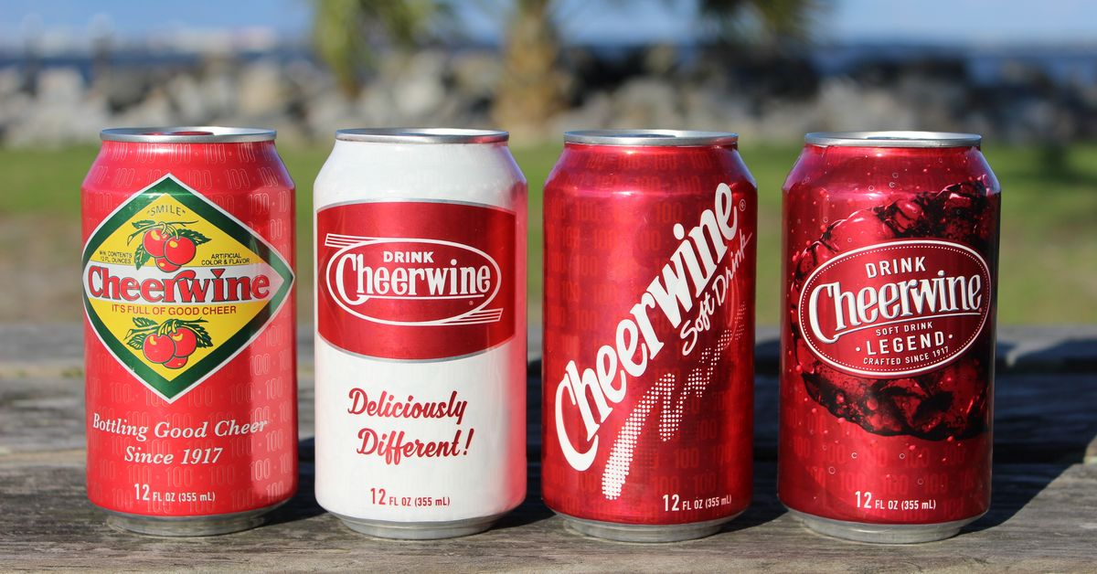 Why North Carolina Is Obsessed With Cheerwine photo