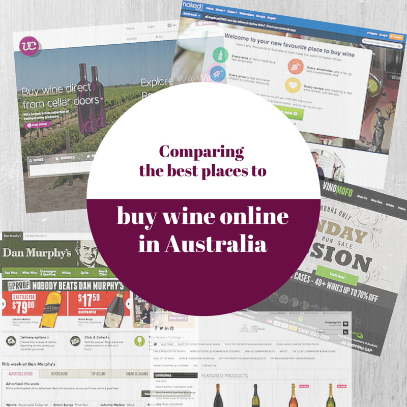 Comparing The Best Places To Buy Wine Online In Australia photo