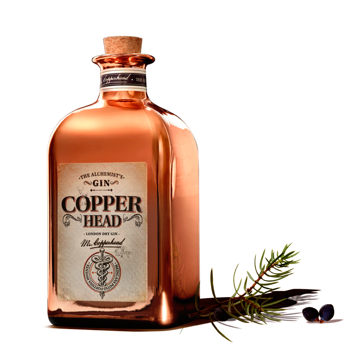Copperhead e1488371085175 Do you know how many calories are in your favourite gin?