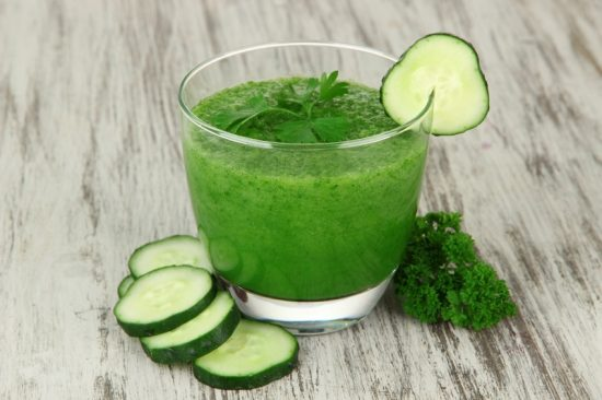 Cucumber Juice Main 2 e1489563343250 5 Juices for Quick Weight Loss