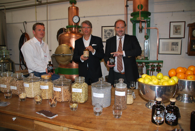 Amerikaanse Consument Vindt Filliers Dry Gin De Lekkerste photo