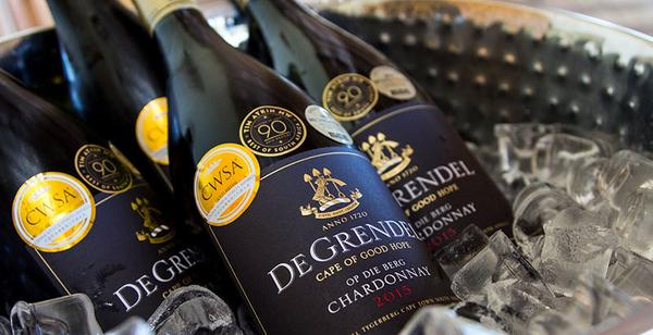 De Grendel Op Die Berg Chardonnay Named One of the Best in the World photo