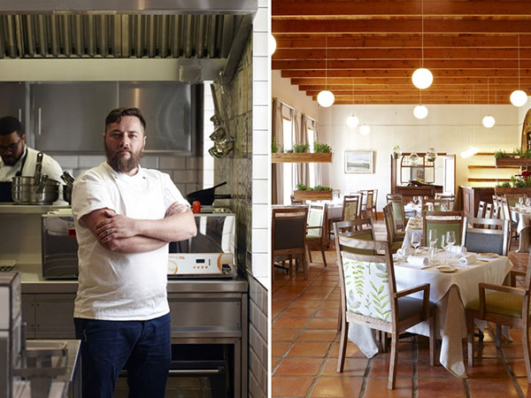 New fine dining restaurant, FABER, opens at Avondale in Paarl photo
