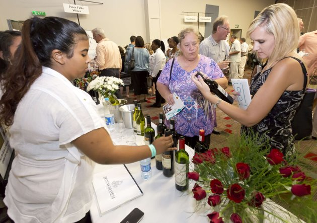 EC Wine Show To Get Tastebuds Talking photo