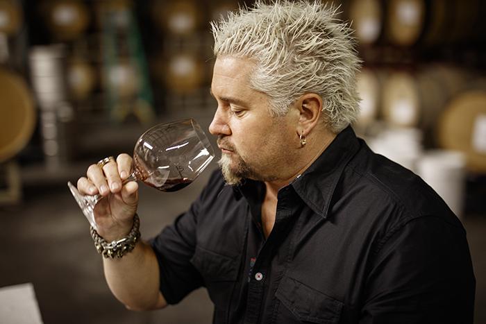 Guy Fieri on His Sonoma Wine Venture photo