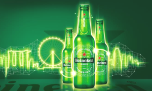 Heineken's New Campaign Redefines What Late Night Means photo