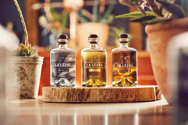 Local 100% Agave spirits, La Leona, inspired by Mexico but made in SA photo