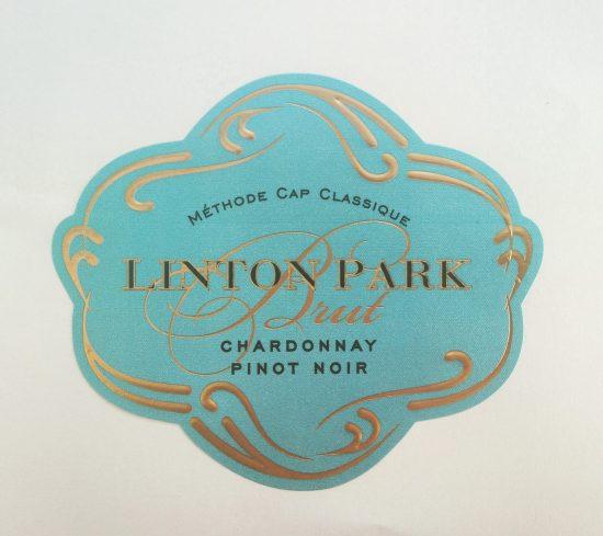 Linton Park MCC Brut e1488375936719 The Legacy of Linton Park Wine Estate in Wellington revealed