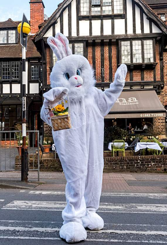 Love Oxted Launches Easter Trails photo