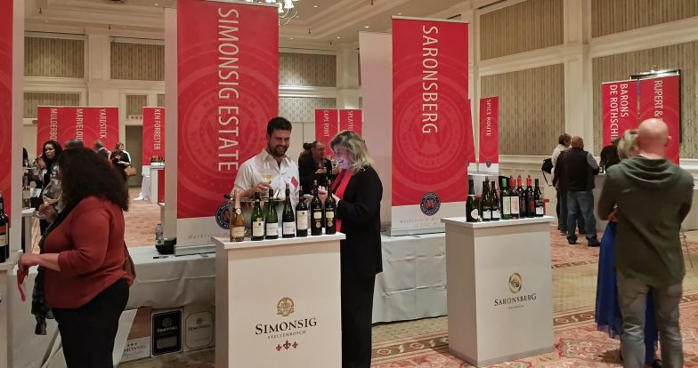 Meridian Wine Merchants' Trade Showcase At The Boardwalk photo