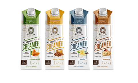 Non-dairy Creamer Market Growth Driven By New Flavors, Technomic Says photo